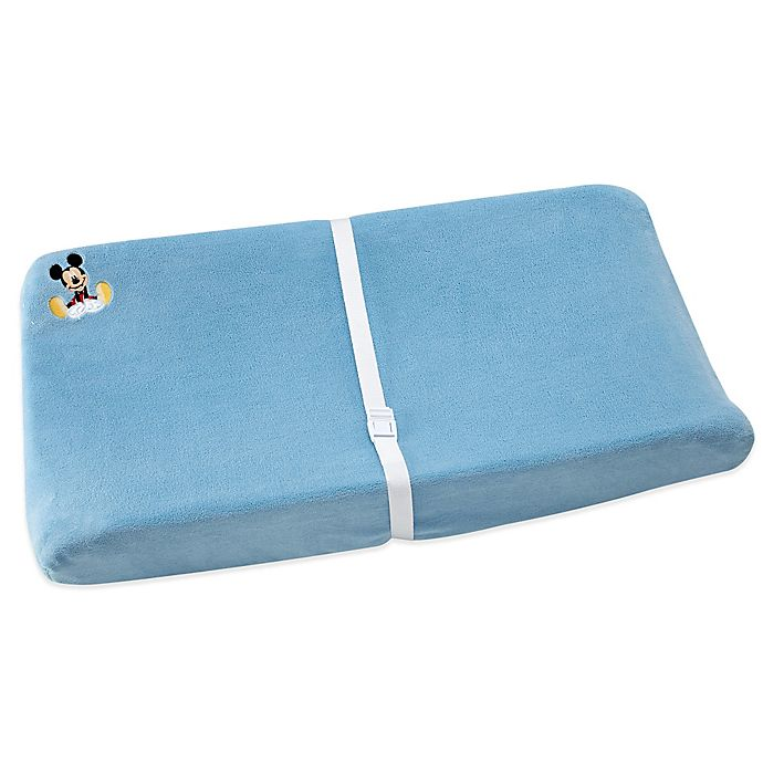 Alternate image 1 for Disney® Mickey Mouse Changing Pad Cover