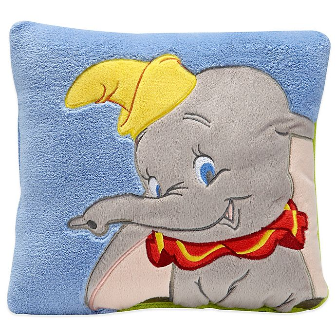 Alternate image 1 for Disney® Dumbo Decorative Pillow