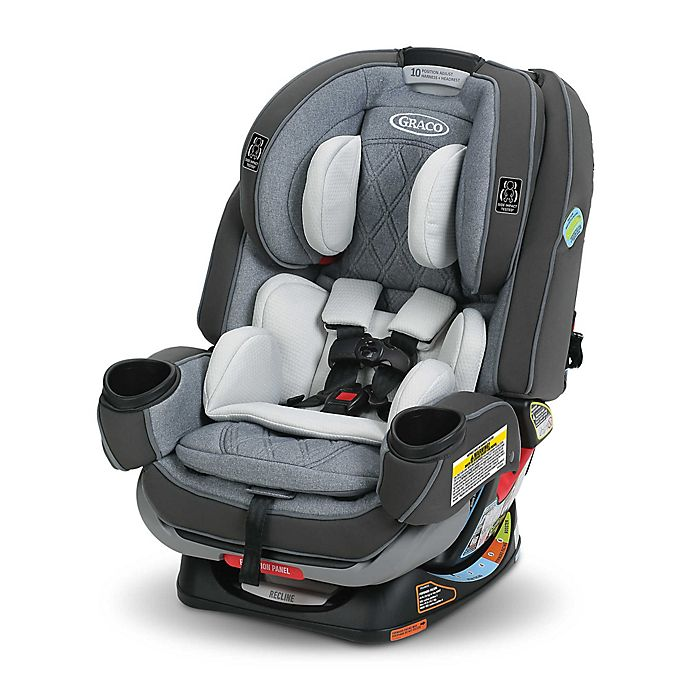 Alternate image 1 for Graco® 4Ever® Extend2Fit® Platinum 4-in-1 Convertible Car Seat