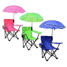 Redmon Kids' Camp Chair with Umbrella