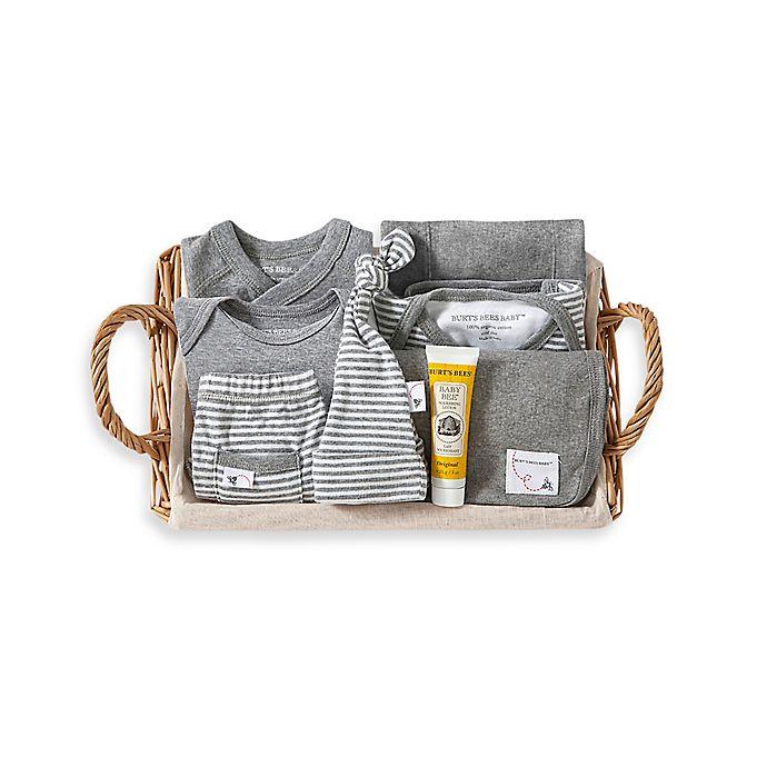 1daa064ca886 Burt s Bees Baby® 9-Piece Take Me Home Gift Basket in Grey