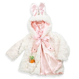 Bunnies by the Bay Cuddle Coat in White