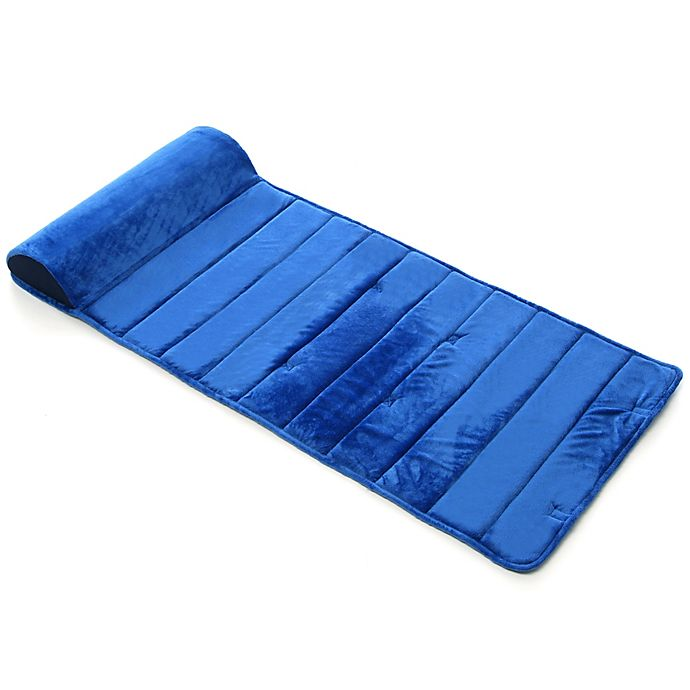 Alternate image 1 for My First Toddler Nap Mat in Blue