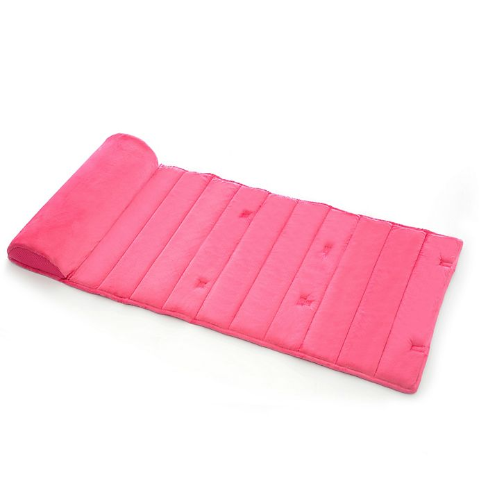 My First Toddler Nap Mat In Pink Bed Bath Beyond
