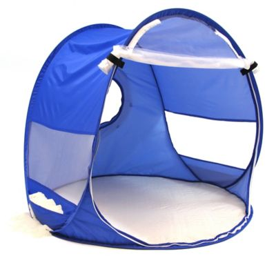 Redmond Beach Baby Pop Up Shade Dome In Blue Buybuy Baby