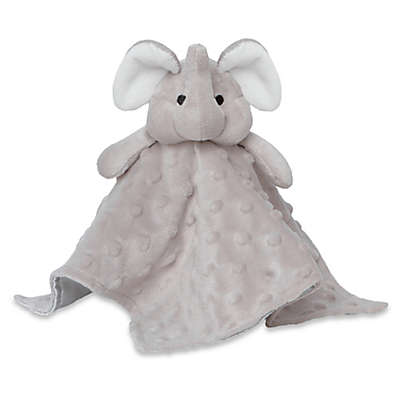 Elegant Baby® Elephant Blankie Buddy in Grey