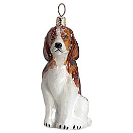 Pet Set Joy the World Collectibles Beagle Christmas Ornament