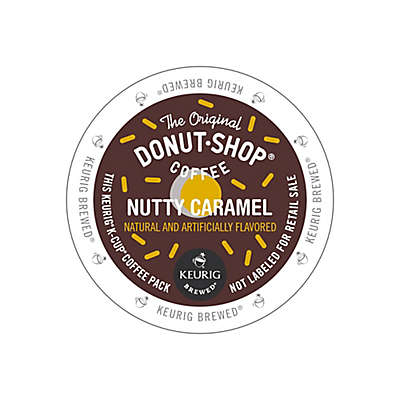 Keurig® K-Cup® Pack 18-Count The Original Donut Shop® Nutty Caramel Coffee