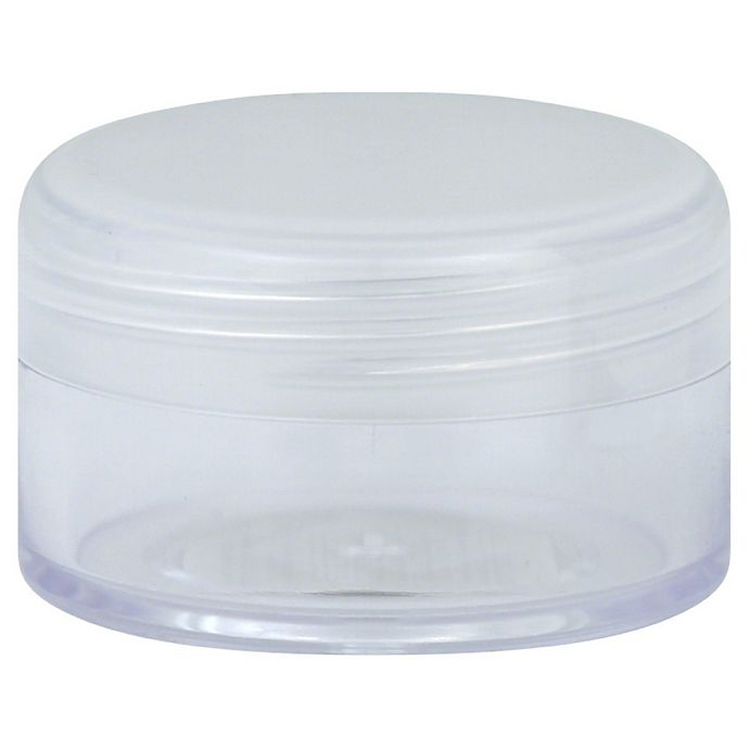 Alternate image 1 for Sprayco® Clear Pill Container