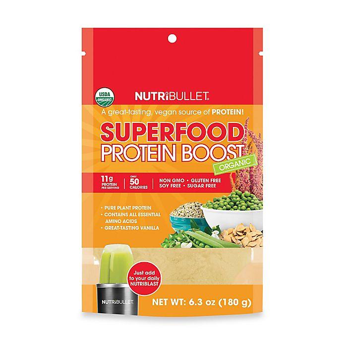 Alternate image 1 for Magic Bullet® NutriBullet® Superfood Protein Boost
