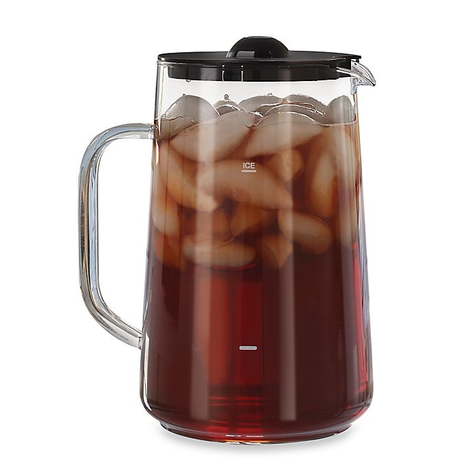 Alternate image 1 for Capresso® 80 oz. Iced Tea Maker Replacement Pitcher