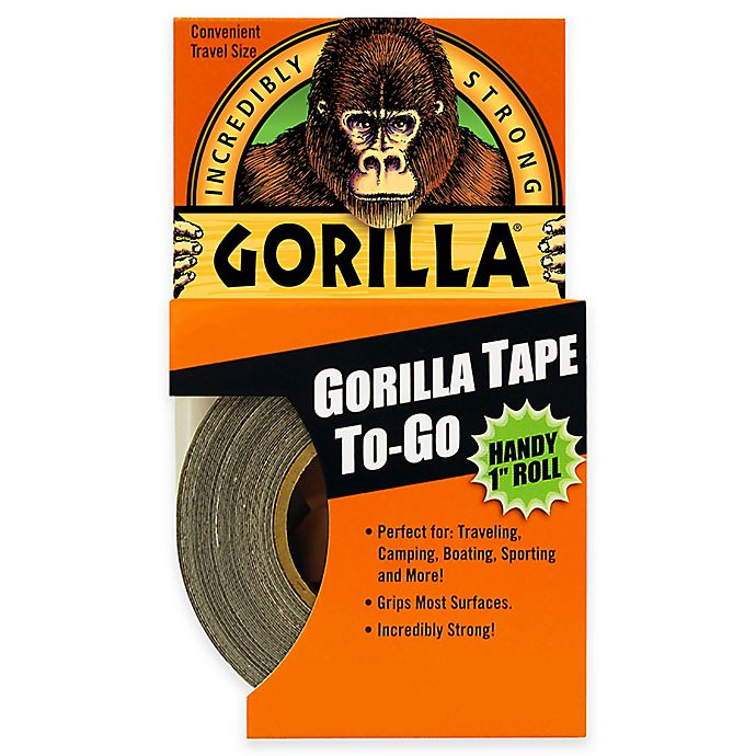 Alternate image 1 for Gorilla Glue™ Tape To-Go
