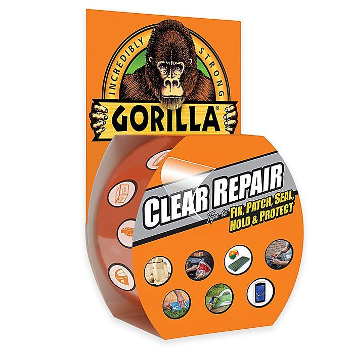 Alternate image 1 for Gorilla Glue™ Clear Repair Tape