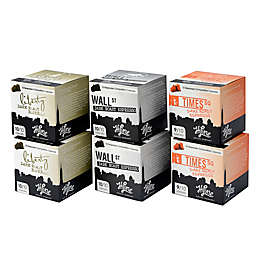 HiLine Coffee 60-Count Assorted Dark Roast Espresso Capsules Combo