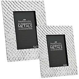 Philip Whitney Alternative Metals Mesh Aluminum Frame