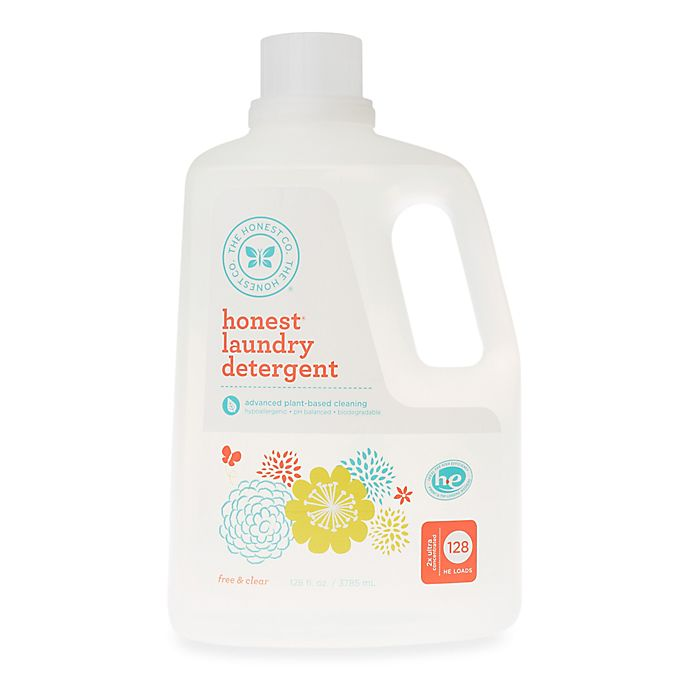 Alternate image 1 for Honest 128 oz. HE Laundry Detergent