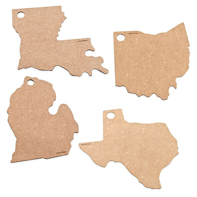 Alternate image 1 for Epicurean® State Cutting Board Collection