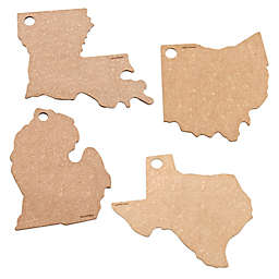 Epicurean® Louisiana State Cutting Board