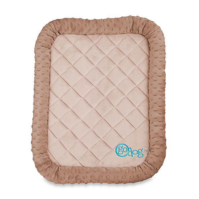 Alternate image 1 for goDog® BedZzz™ Bolster Bubble Pet Beds