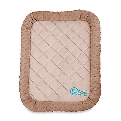 goDog® BedZzz™ Bolster Bubble Pet Beds