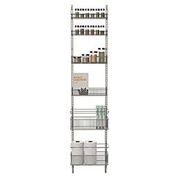 ORG Premium Over-the-Door Steel Frame Pantry Organizer