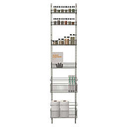 .ORG Premium Over-the-Door Steel Frame Pantry Organizer