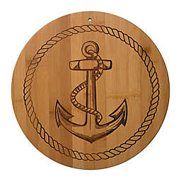 Totally Bamboo Anchor Cutting/Serving Board