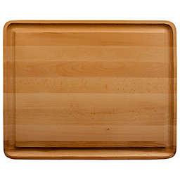16-Inch x 20-Inch Professional Butcher Block Cutting Board