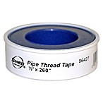260-Inch x 0.5-Inch Plumber's Tape Roll