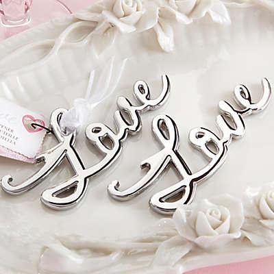 """Kate Aspen® """"Love"""" Bottle Opener"""
