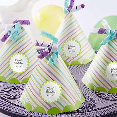 Kate Aspen® Sweet Celebration Party Hat Favor Boxes (Set of 24)