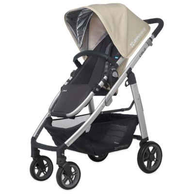 UPPAbaby® CRUZ Stroller in Lindsey | Bed Bath and Beyond ...