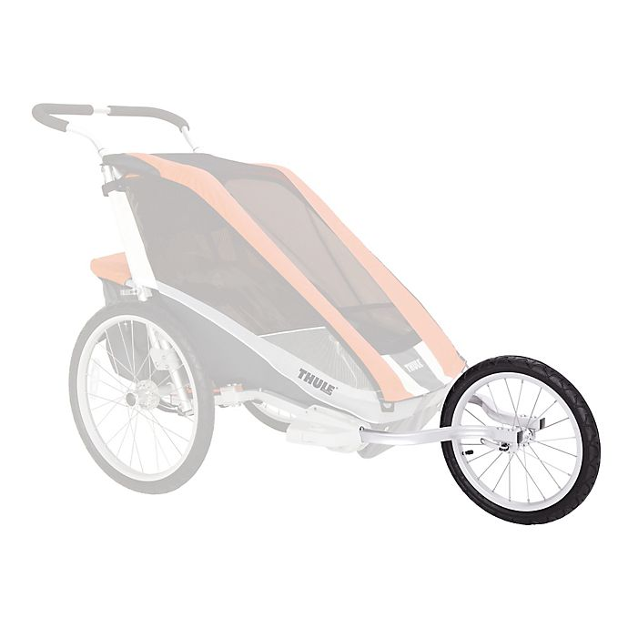 Alternate image 1 for Thule® Jogging Conversion Kit for Single Carriers