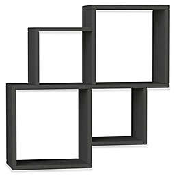 Ada Home Watkins Wall Shelf Unit
