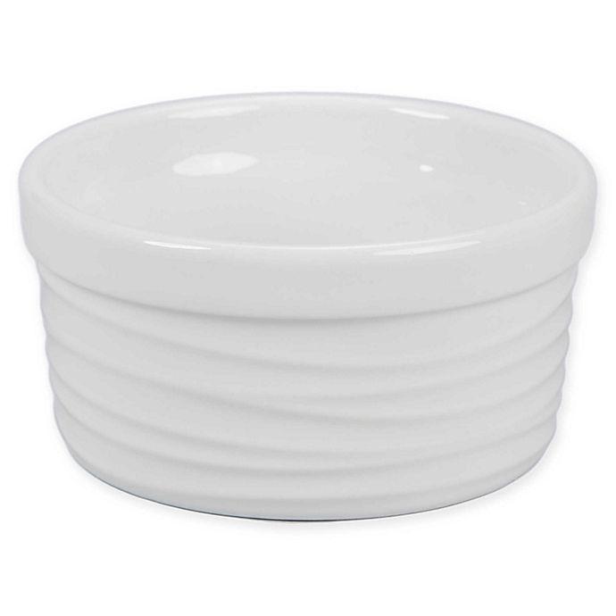 Alternate image 1 for BIA Cordon Bleu Kalahari 5 oz. Ramekin in White