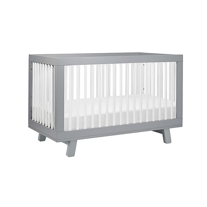 Alternate image 1 for Babyletto Hudson 3-in-1 Convertible Crib