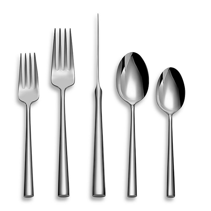 Alternate image 1 for kate spade new york Malmo™ 5-Piece Flatware Place Setting