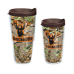 Tervis® Bucked Up® Logo Realtree® Wrap Tumbler with Lid