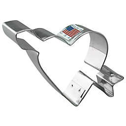 Ann Clark Heart with Arrow Cookie Cutter