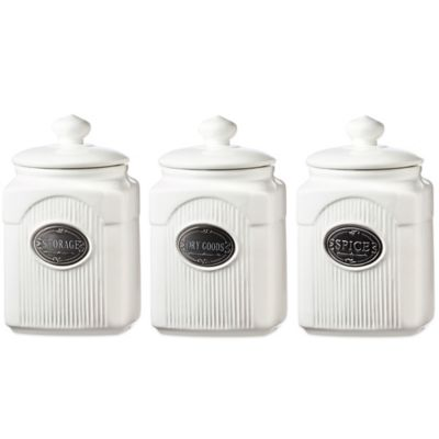 Global Amici Yorkshire Ceramic Canister Collection Bed