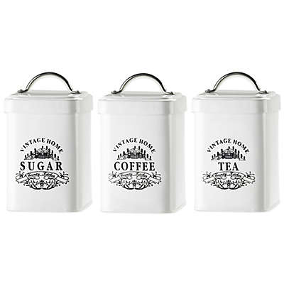 Global Amici Vintage Home Canister Collection