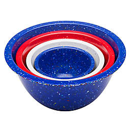 Zak! Designs® Confetti Nesting Mixing Bowls (Set of 4)