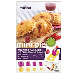 Mastrad® 10-Piece Mini Pies and Ravioli Making Kit