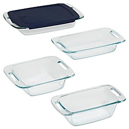 Pyrex® Easy Grab 5-Piece Bakeware Set