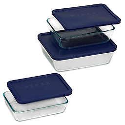 Pyrex® Simply Store® 6-pc Rectangular Set