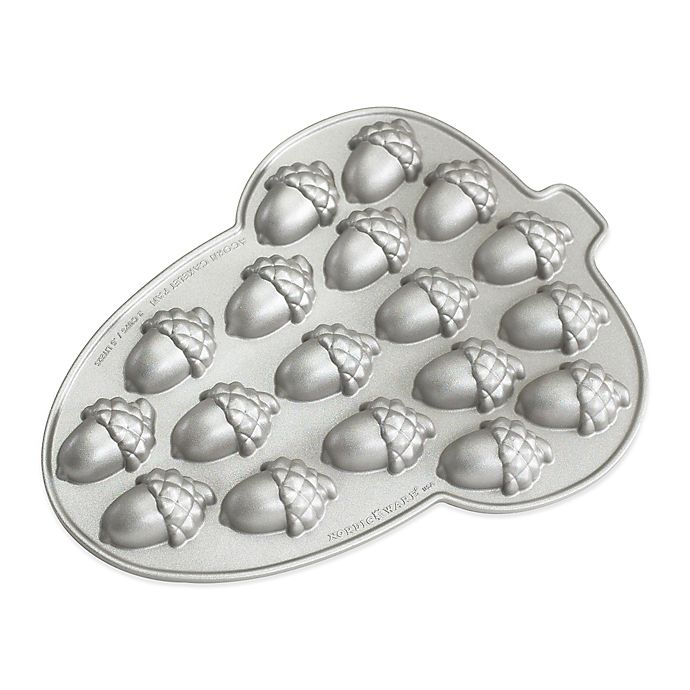 Acorn Kitchen And Bath: Nordic Ware® 18-Cavity Acorn Cakelet Pan