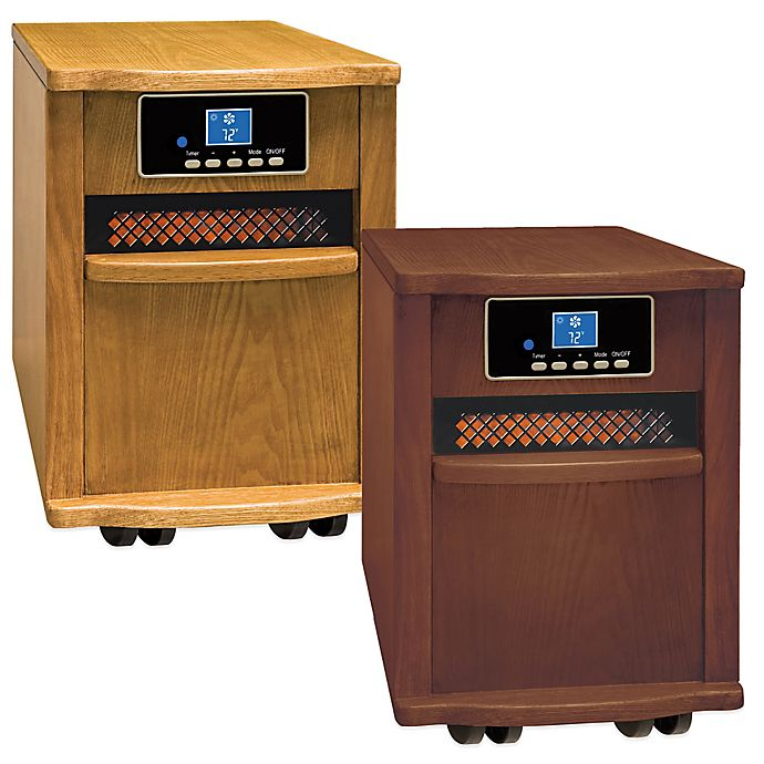 Alternate image 1 for Comfort Zone® Extra-Large Infrared Cabinet Heater