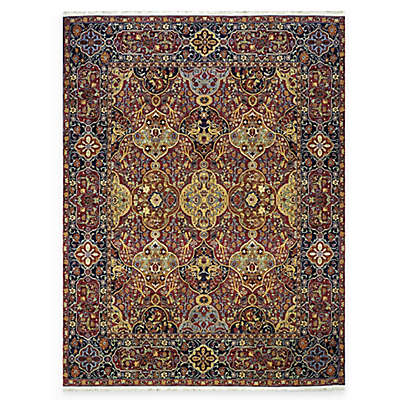Karastan English Manor Hampton Court Rug in Red