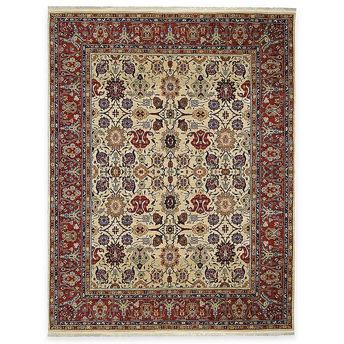 Karastan English Manor Stratford Rug In Cream Bed Bath