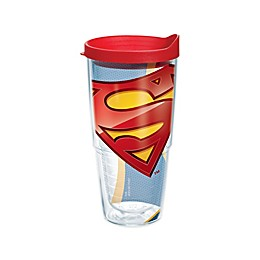 Tervis® Superman Wrap 24 oz. Tumbler with Lid